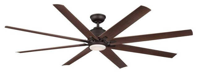 Home Decorators Collection Ceiling Fans Kensgrove 72 In Oil Rubbed Bronze Contemporary Ceiling Fans