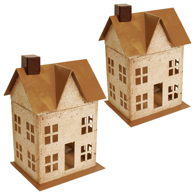 Wald Imports Wood Crates Set Of  Farmhouse Decorative Boxes By