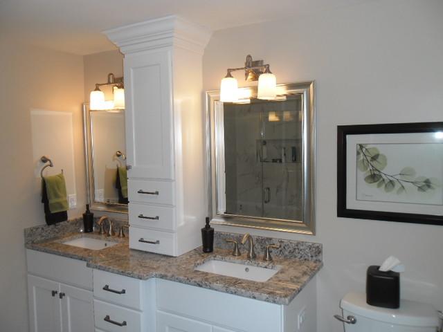 Columbus Ohio Bath Remodel Traditional columbus by