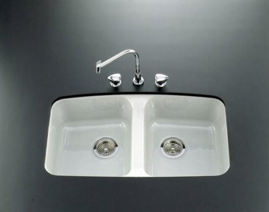 Kitchen Sinks Denver : Kohler Kitchen Sinks - Traditional - Kitchen Sinks - denver - by ...