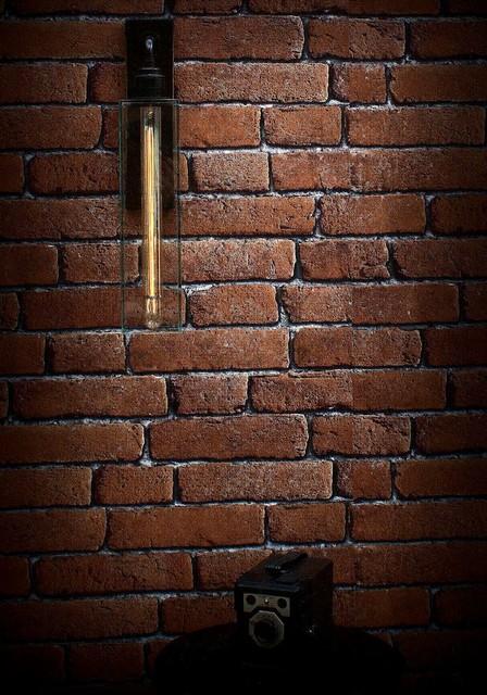 Alchemist Long Wall Light - Contemporary - Wall Lights - by The Light Yard