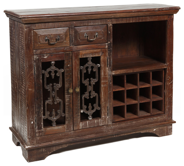 Cambria Wine Cabinet 54quot Traditional Wine And Bar  : traditional wine and bar cabinets from www.houzz.com size 640 x 580 jpeg 101kB