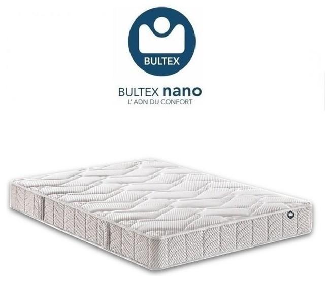 matelas 140 190 cm bultex i novo 950 paisseur 26 cm. Black Bedroom Furniture Sets. Home Design Ideas