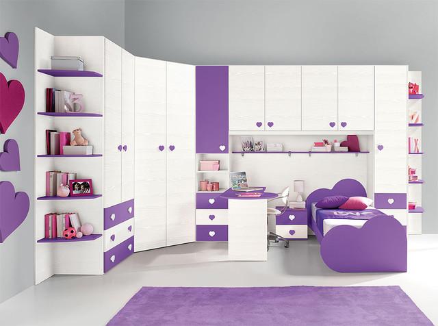 Kids Bedroom Corner Composition VV G023 Call For Price Modern Kids Bedr
