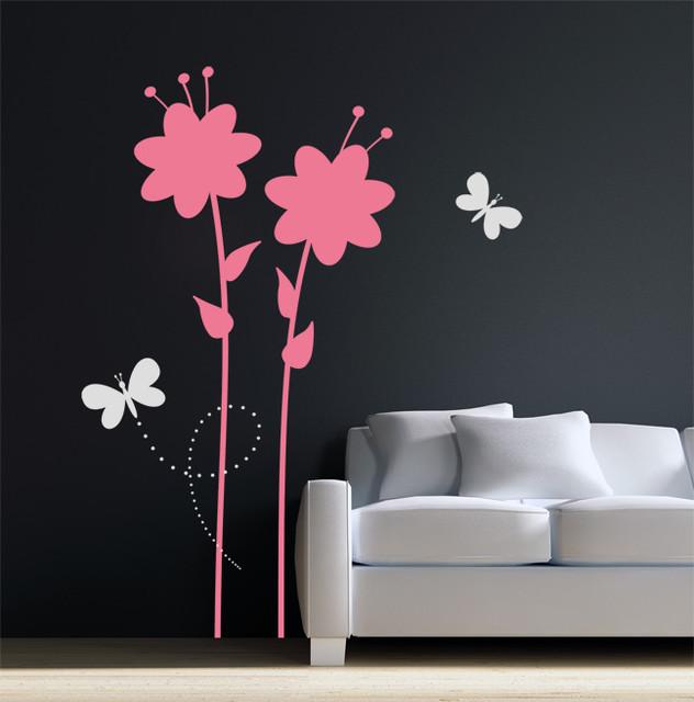 Butterflies - 2018 Wall Calendar 16 month Premium Square 30x30cm (B)