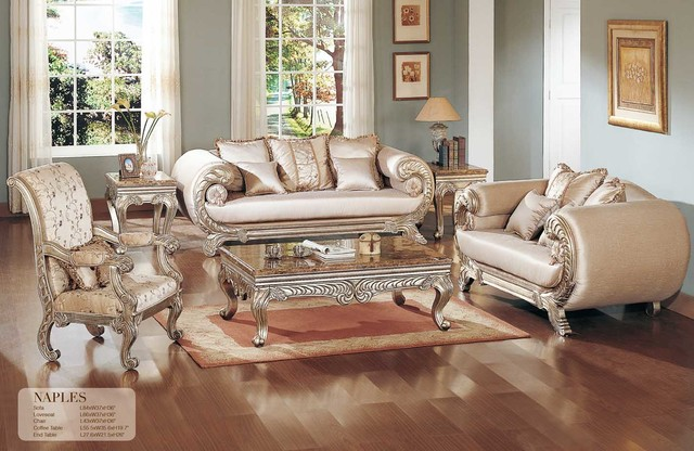 Traditional Living Room Furniture Traditional Sofas Other Metro By Dealshopperz