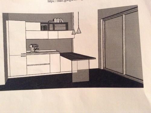 Come arredare un open space con camino, libreria, vetrata e spazio tv