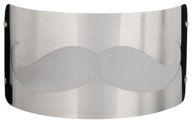 moustache applique d 39 int rieure acier contemporain applique murale par alin a mobilier d co. Black Bedroom Furniture Sets. Home Design Ideas