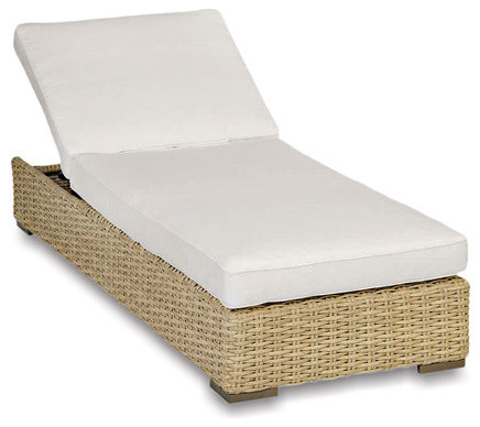 Talbot chaise sand in contemporary chaise longue for Chaise longue tours