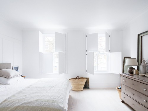 Bedroom at Fulham House