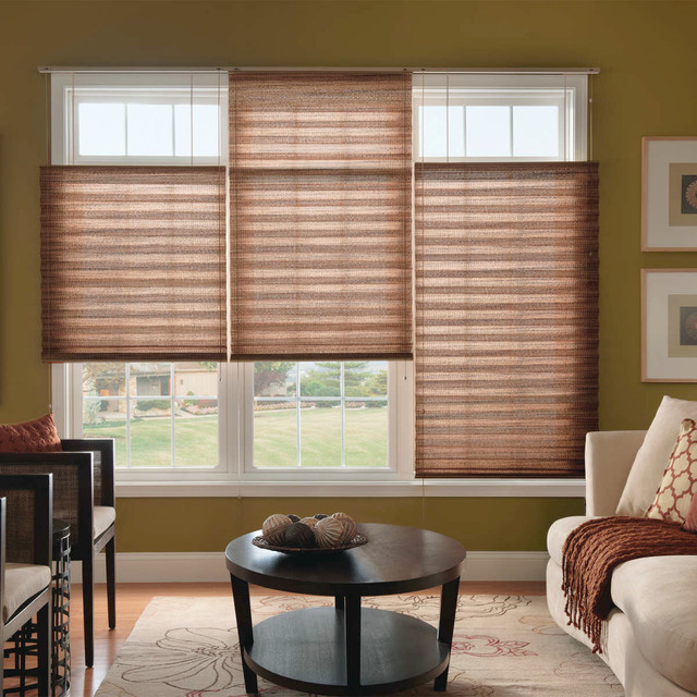 Bali Neatpleat 2 Light Filtering Shades Contemporary Vertical Blinds Denver By