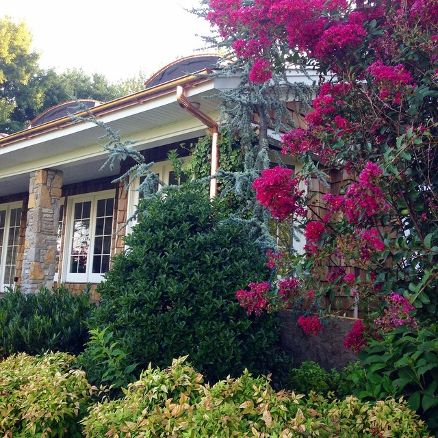 70s ranch house renovation rustic exterior nashville for 70s house exterior makeover australia