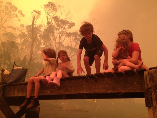 The Journey to Rebuild After Devastating Bushfire