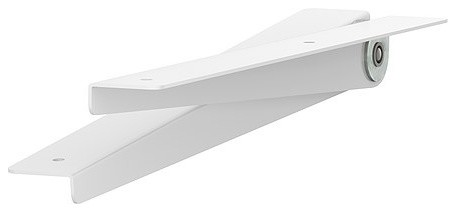 EKBY RISET Bracket for sloping wall - Scandinavian ...