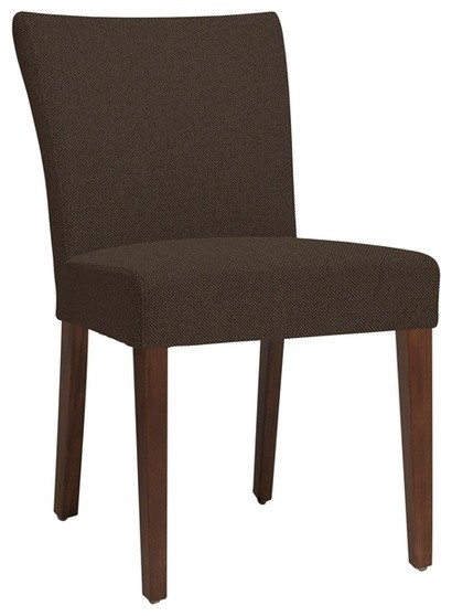 Fabric Dining Chair Contemporary Dining Chairs By ARTEFAC
