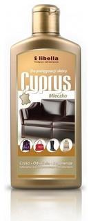 cr me d 39 entretien traitement du cuir 250ml cyprys contemporain produit d 39 entretien. Black Bedroom Furniture Sets. Home Design Ideas