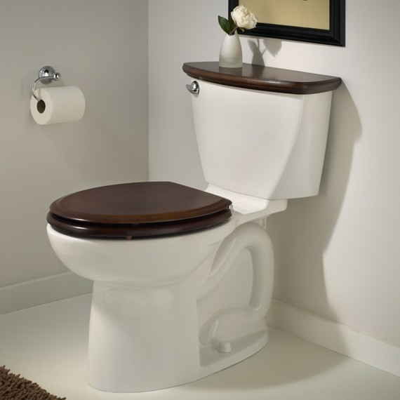 American Standard Cadet 3 Right Height Elongated Toilet 12