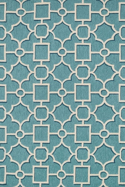 Loloi Francesca Collection Rug 3 Round Farmhouse Area Rugs by Lol