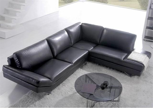 Ottawa Contemporary Sectional Sofa modern sectional sofas