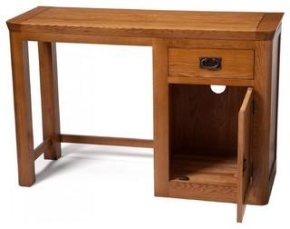 Bonsoni kings lynn oak dressing table contemporary dressing tables other metro by - Garden furniture kings lynn ...