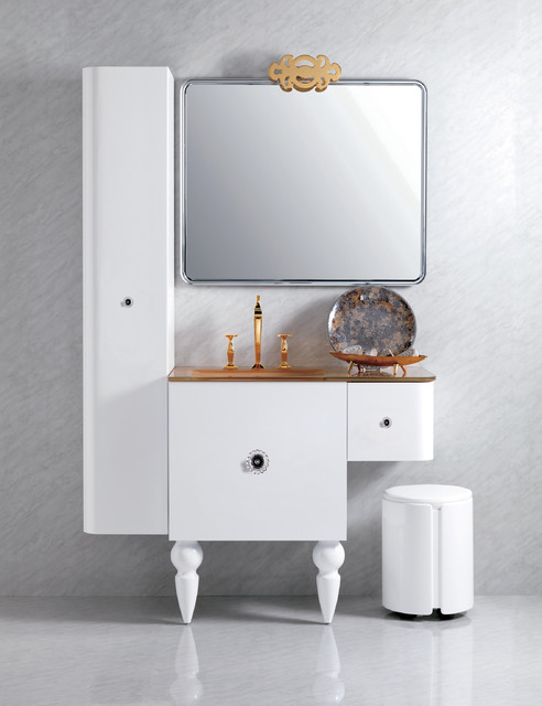 Italian Bathroom Vanity AMARCORD Contemporary Bathroom Vanities And