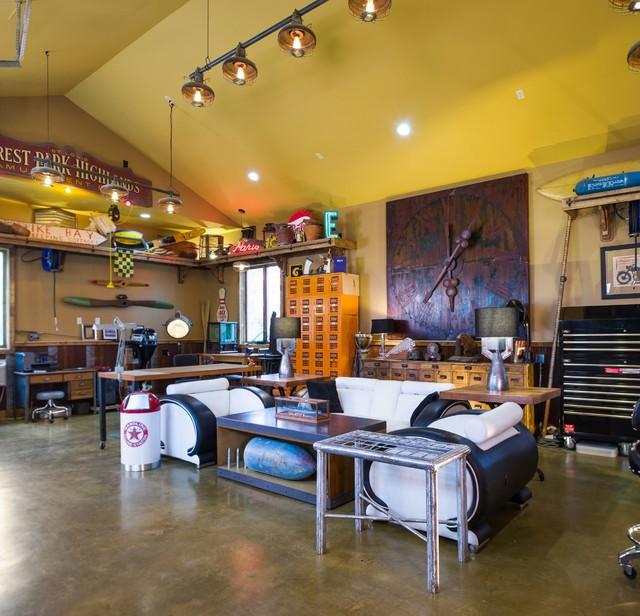 Man Cave Room Additions : Custom garage addition man cave