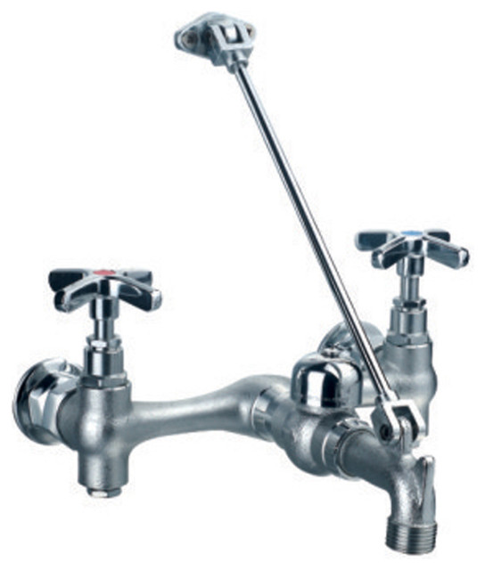 ... Mount Service Sink Faucet, Support Bracket modern-utility-sink-faucets