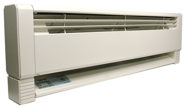 how to clean electric baseboard