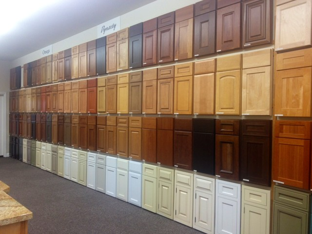 Showroom Traditional Kitchen Cabinetry San Francisco By Quesco Cabinets
