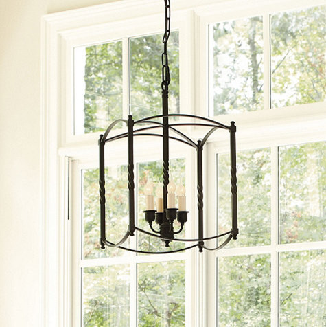 carriage house chandelier large traditional