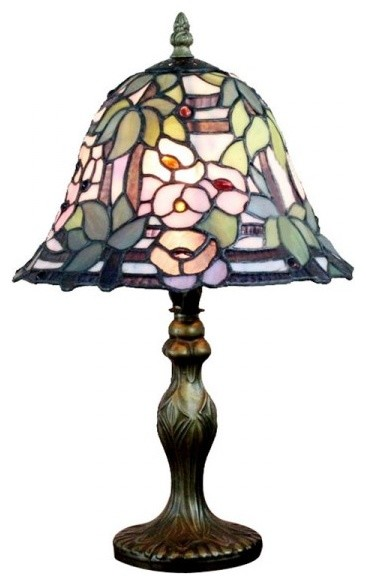 Antique Tiffany Beside Table Lamps For Living Room Traditional Table Lamp