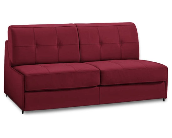 Inside 75 canap lit compact intenso convertible rapido accoudoirs troit - Sofa lit confortable ...