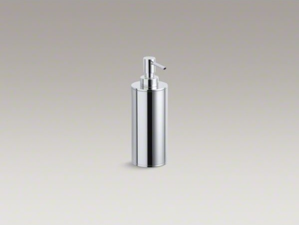 kohler purist r countertop soap lotion dispenser