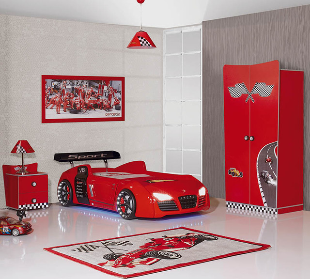 audi race car bed. Black Bedroom Furniture Sets. Home Design Ideas