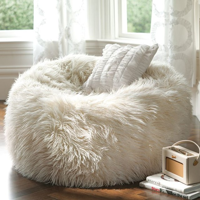 Furlicious Beanbag Contemporary Bean Bag Chairs By
