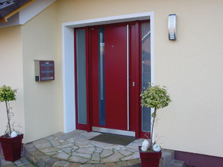 Custom Entrance Doors Contemporary Front Doors