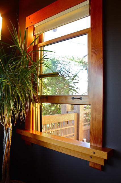 Window detail san francisco de shannon malone for Japanese style windows
