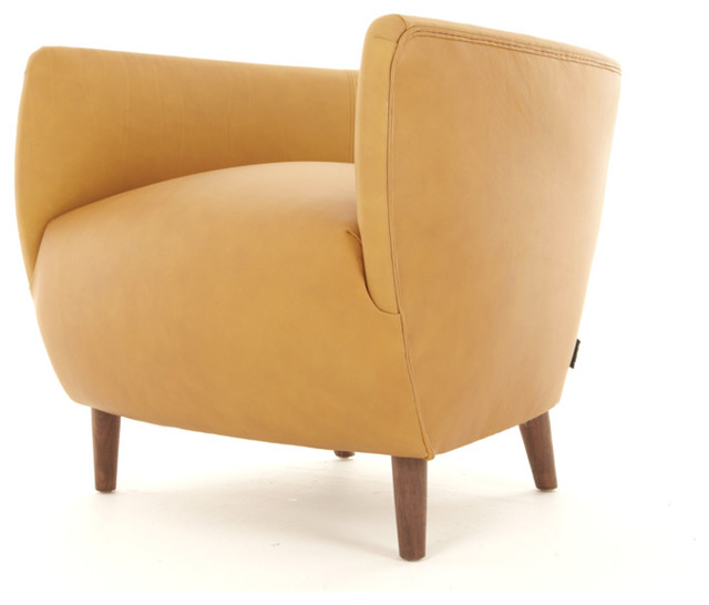 Bronte Chair Modern Armchairs Accent Chairs By Dare Studio