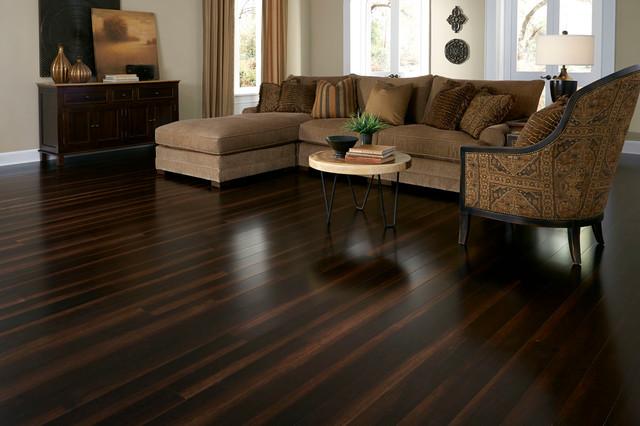 Morning star mocha espresso strand bamboo for Morningstar wood flooring