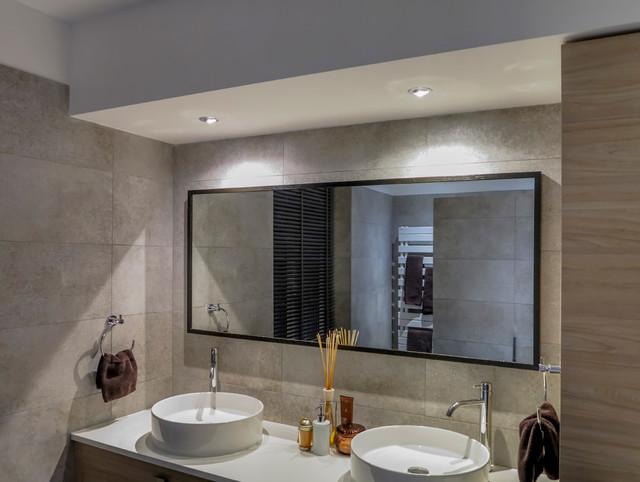Meuble de salle de bain modern bathroom other metro - Salle de bain modern ...