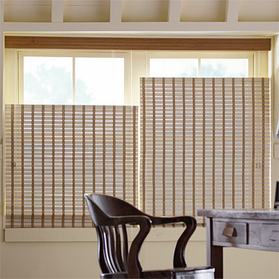 Bali natural shades modern window blinds by for Modern blinds for windows