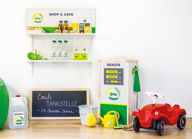 Ikea kaufladen selber bauen diy play shop kids modern