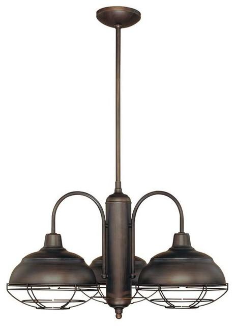 millennium lighting neo industrial chandelier rubbed bronze beach. Black Bedroom Furniture Sets. Home Design Ideas