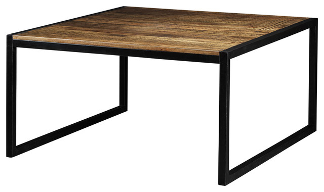 Delia Square Mango Wood Dining Table Rustic Dining  : rustic dining tables from www.houzz.com size 640 x 380 jpeg 37kB