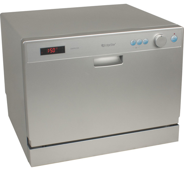 Edgestar Countertop Dishwasher Review : All Products / Kitchen / Major Kitchen Appliances / Dishwashers
