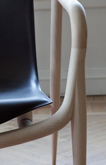 Gemma armchair for Sedie stile scandinavo