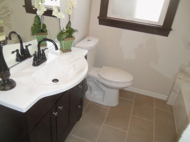 1949 San Diego Kitchen Bath Remodel