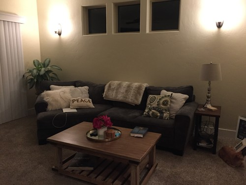 need help with my living room