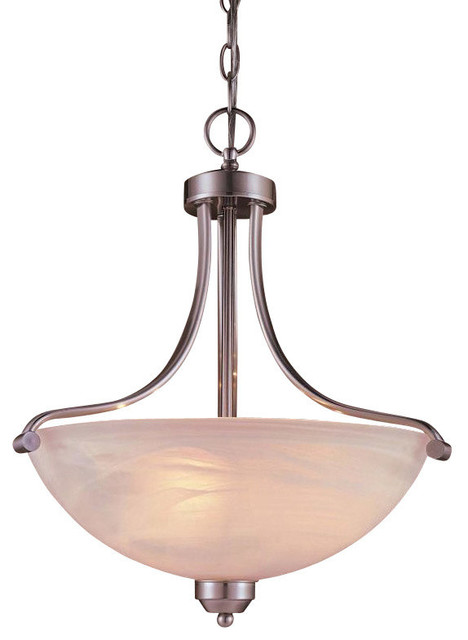 Minka-Lavery Paradox Energy Efficient 3-Light Pendant ...