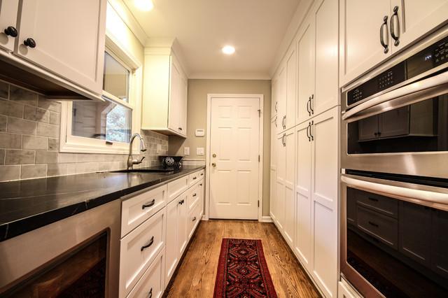 Garrie & Kate's Kitchen - Traditional - Kitchen - detroit - by Dream ...